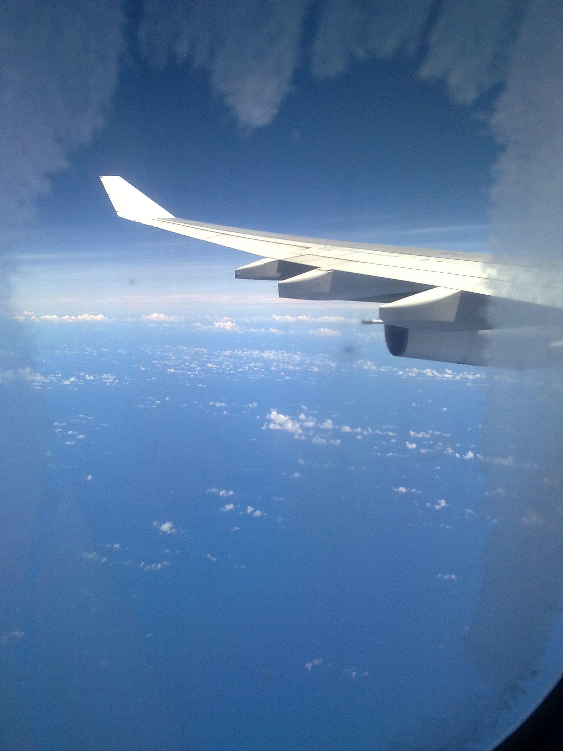 Voyage vers le Costa Rica - billet d'avion