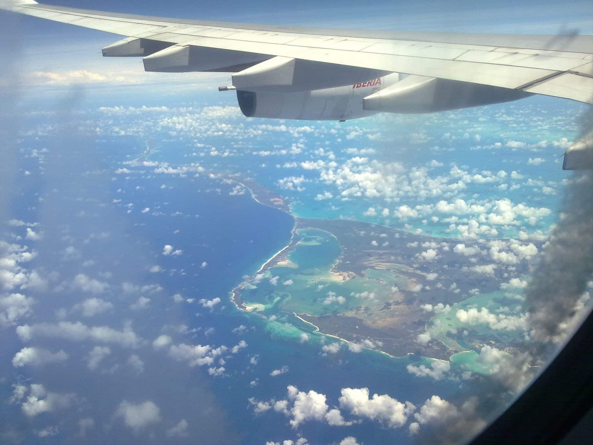 Voyage vers le Costa Rica