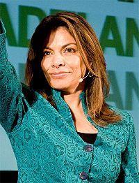 Laura-Chinchilla - Présidente dans histoire du Costa Rica