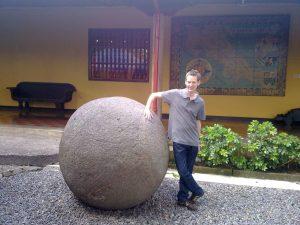 Sphères du musée National du Costa Rica - Histoire du Costa Rica