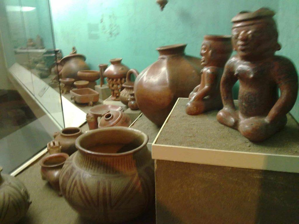 Images du Musée National du Costa Rica - San José