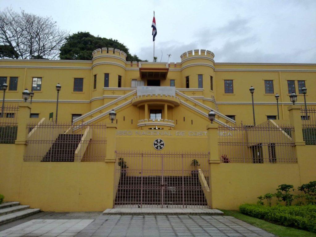 Visite du Musée National du Costa Rica