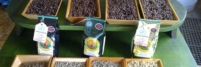 café au Costa Rica