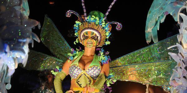 la fête de San Jose - Costa Rica