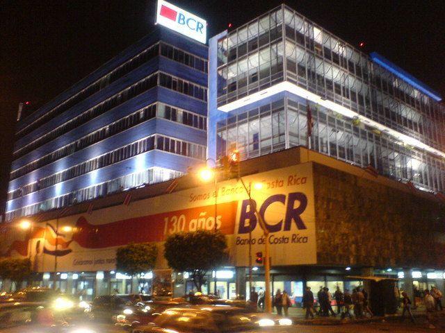 BCR - Banque du Costa Rica - Alajuela