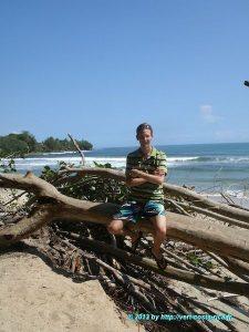 Visite du Parc National de Cahuita au Costa Rica