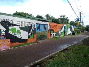 tortuguero village - Costa Rica