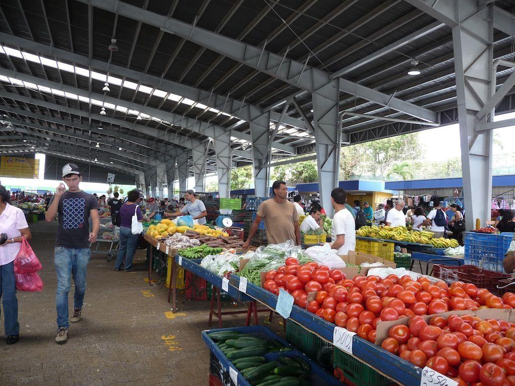 Marché d'Alajuela - Feria Costa Rica