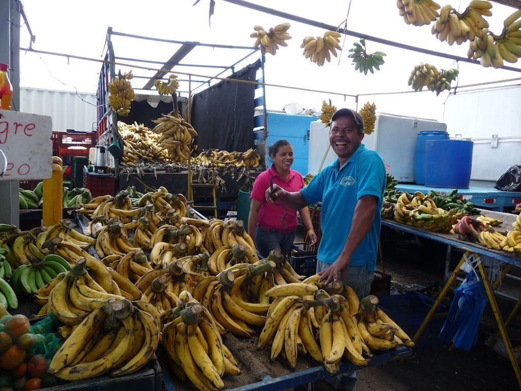 Vivre l'expérience du Marché d'Alajuela – « la Feria »