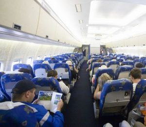 """3 étapes pour une """" attitude Zen """" en avion"""