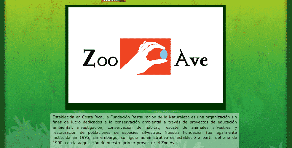 Zoo Ave de Alajuela - Costa Rica
