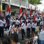 journée de l' indépendance du Costa Rica - 2012 d'Alajuela