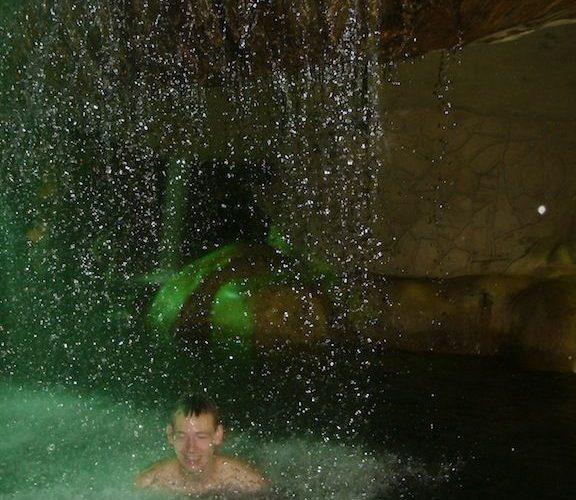 La Fortuna : Les Sources d'eau chaude à Baldi Hot Springs Resort