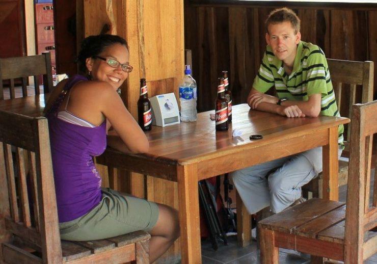 Vincent-Melissa : Costa Rica
