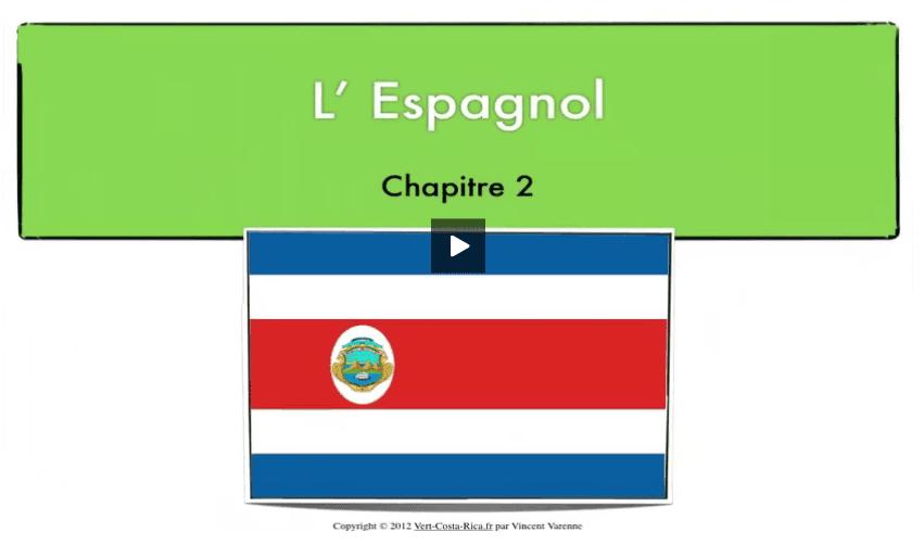 Conseils en vidéo pour apprendre espagnol