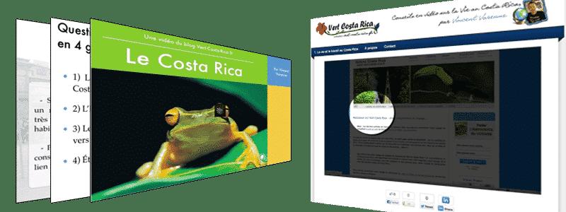 Conseils sur le Costa Rica en vidéo !