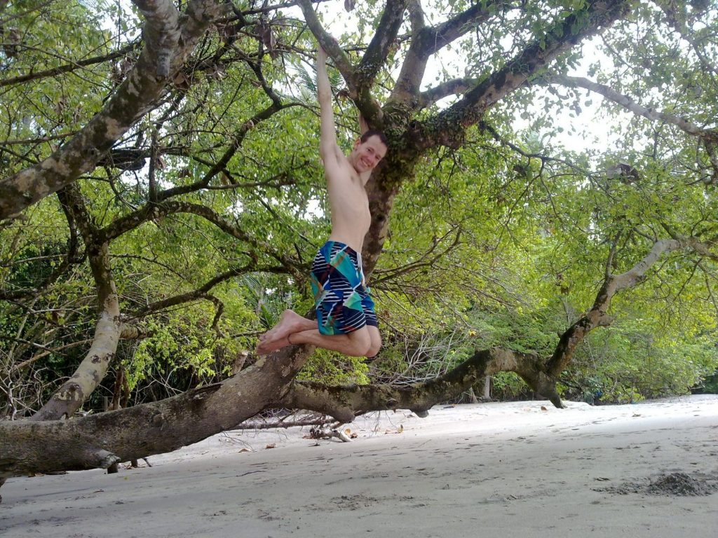 Vincent Varenne - Plage de Manuel Antonio au Costa Rica