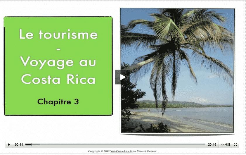 Visiter le Costa Rica en vidéo !