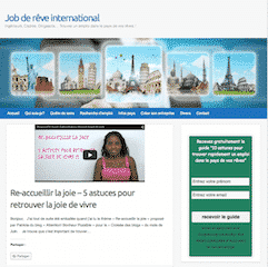 Trouver un emploi à l´étranger - Travailler à l´international