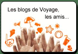 les blogs des amis sur le voyage - a lire