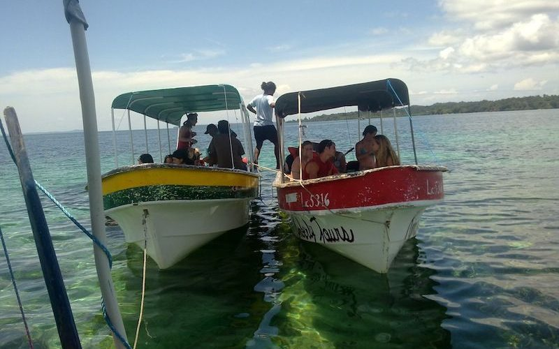 Plage et Snorkeling en excursion à Bocas del toro