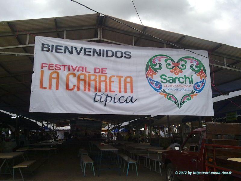 Fesival de la Carreta à Sarchi – Tipica Costa Rica