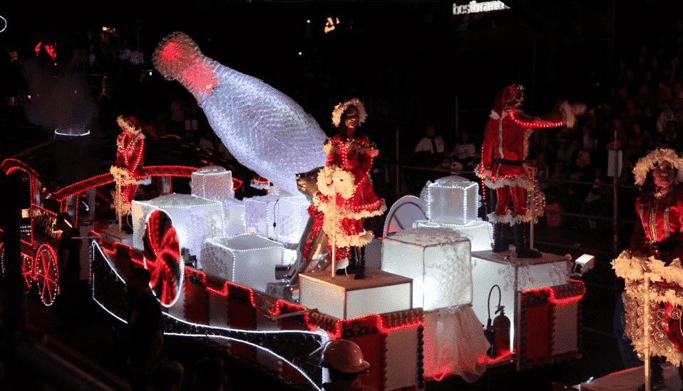 Noël 2012 avec le Festival de la Luz au Costa Rica