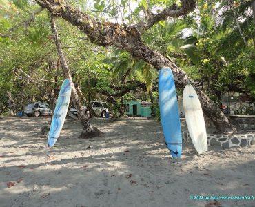 Surf et Plage de Manuel Antonio au Costa Rica