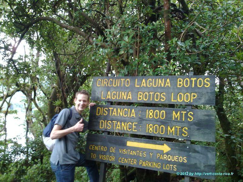 Image du Parc National du Volcan Poas au Costa Rica