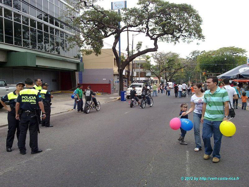 Les Grandes Villes du Costa Rica et San José