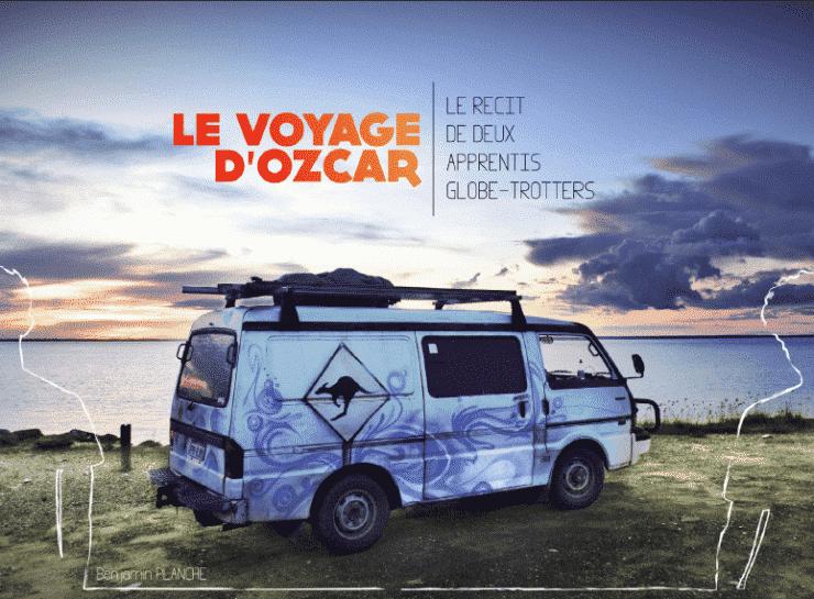 Le Voyage d'Ozcar en Australie, récit de voyage