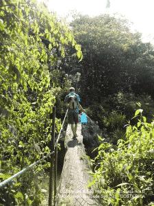 Journée randonnée à la Cascade San Luis de Monteverde