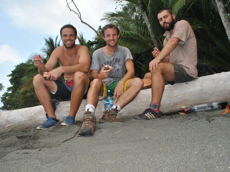 Benjamin Planche à la Vallée d'Osa : expérience de voyage au Costa Rica