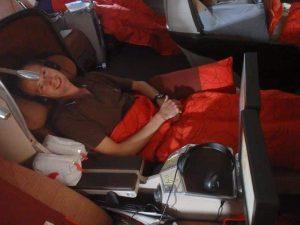 Vol Iberia Costa Rica en première classe