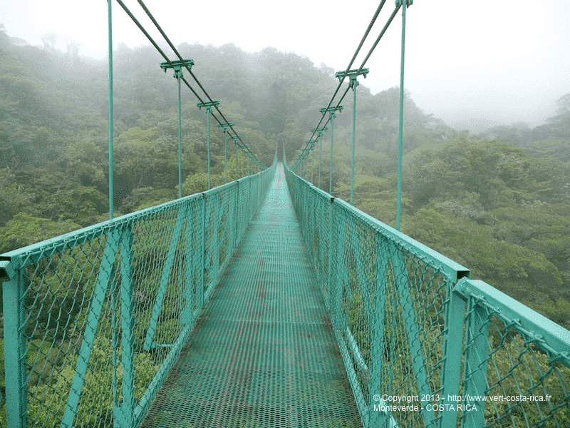 Ponts suspendus de Monteverde