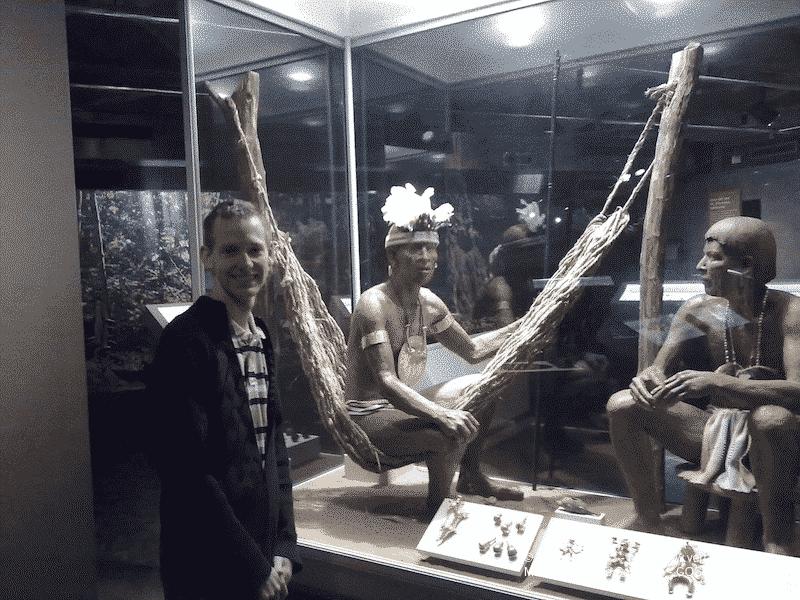 Visite du musée de l'or au Costa Rica – Museo del Banco Central