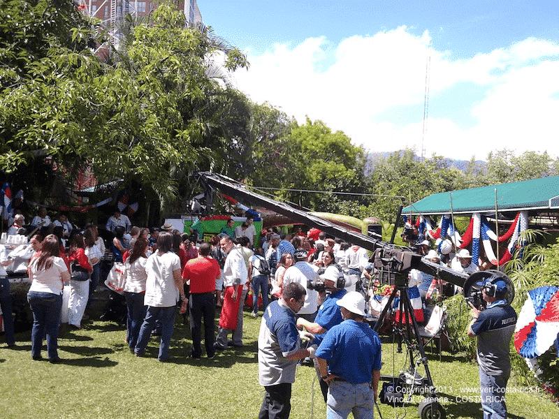 émission TV sur Buen Día