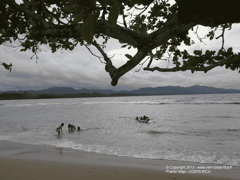 Plage de Puerto Viejo de Talamanca - Costa Rica
