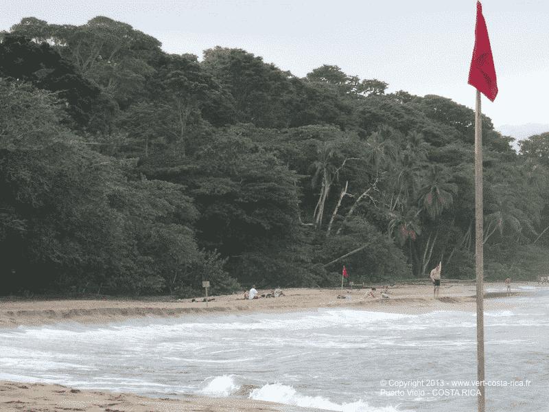 Playa Cocles, Puerto Viejo de Talamanca - Costa Rica