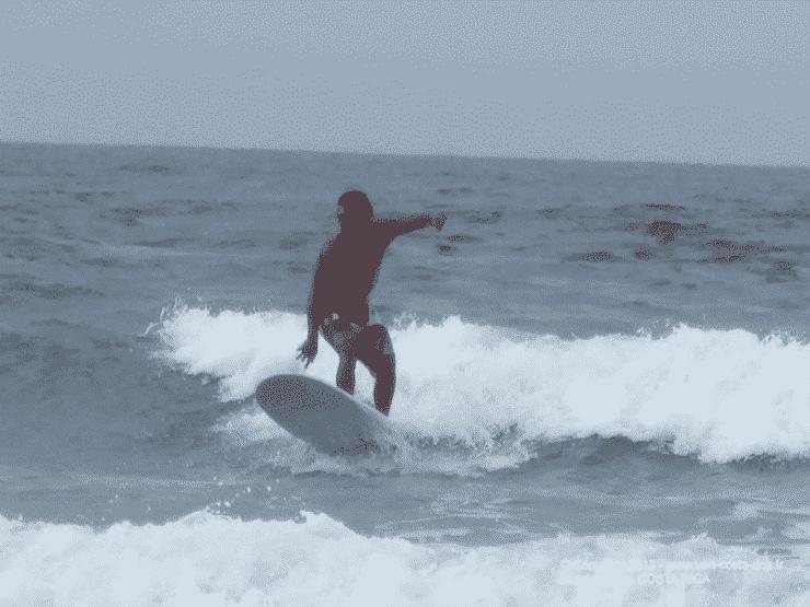Surf à Puerto Viejo de Talamanca - Costa Rica
