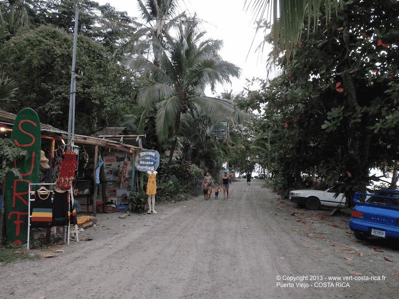 Village de Puerto Viejo de Talamanca - Costa Rica