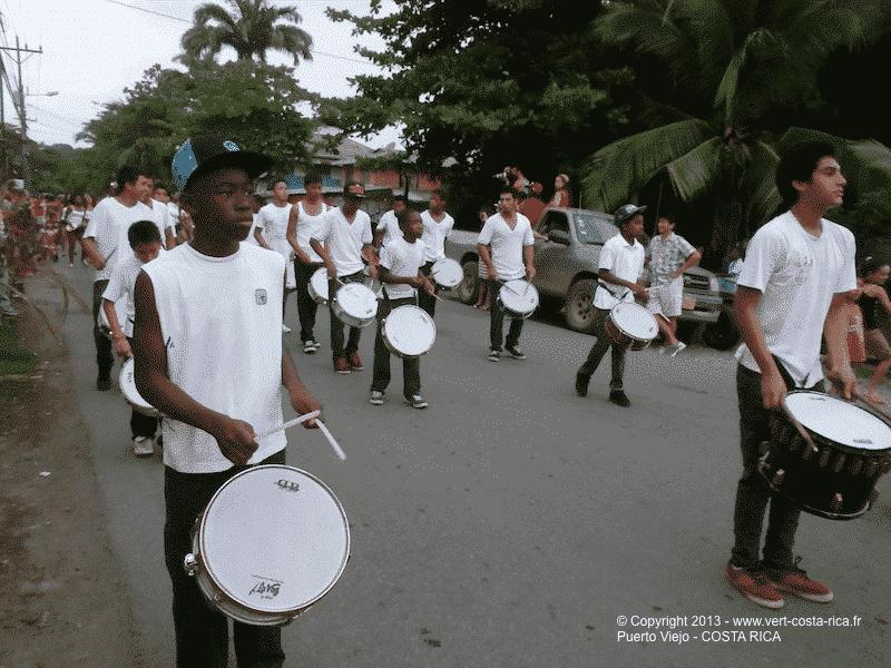Puerto Viejo de Talamanca - Carnaval - ambiance caraïbe