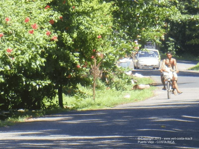 Puerto Viejo de Talamanca - à vélo