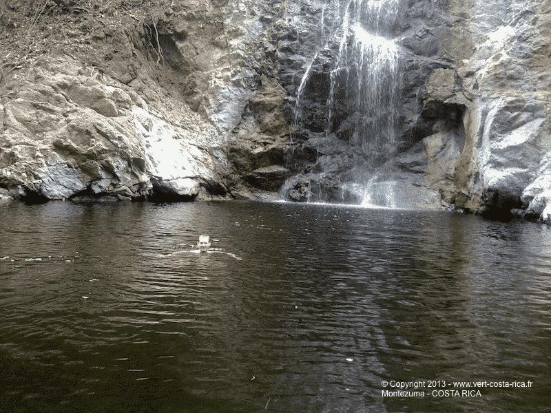 Cascade Rio Montezuma - Catarata Rio Montezuma