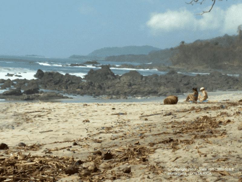 Montezuma, Péninsule de Nicoya, Costa Rica
