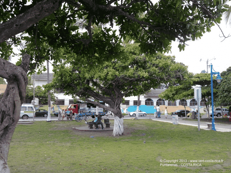 Ville de Puntarenas, Costa Rica