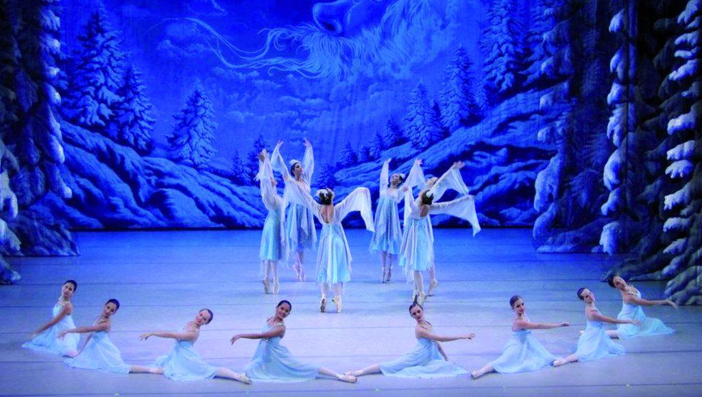 El Cascanueces - Spectacle de Noël au théâtre national de San José