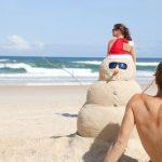 Noël à la plage au Costa Rica