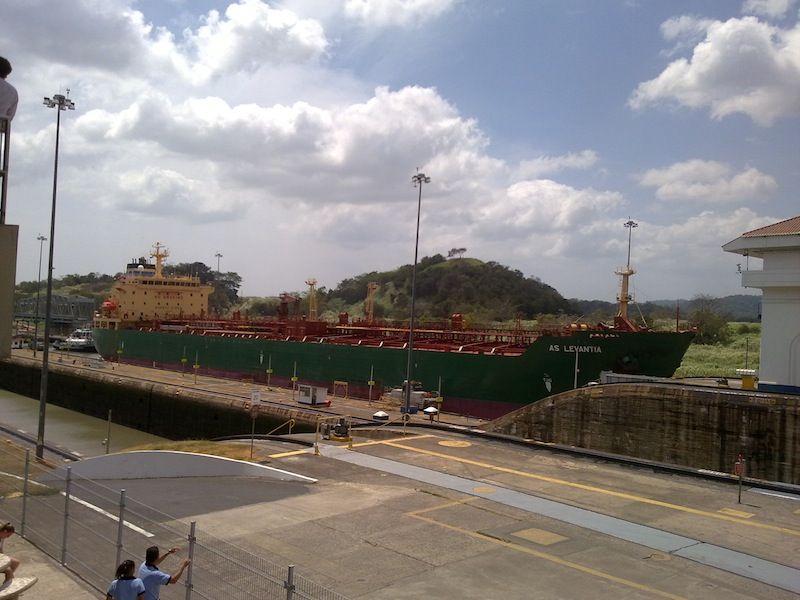 Visite du Canal de Panama dans la ville de Panama City