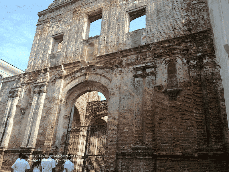 Panama City : Visite à pied de Panama Viejo